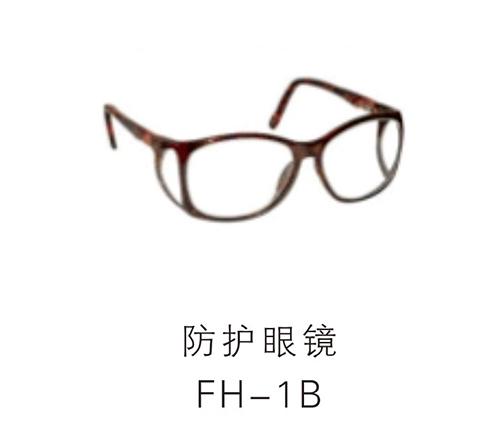防护眼镜 B型